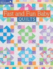 Fast and Fun Baby Quilts, Paperback / softback Book