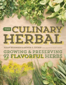 The Culinary Herbal, Hardback Book