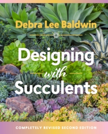 Designing with Succulents, Hardback Book