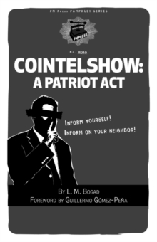 Cointelshow: A Patriot Act, Book Book