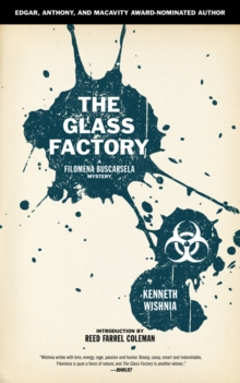 The Glass Factory : A Filomena Buscarsela Mystery, Paperback / softback Book