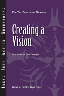 Creating a Vision, Paperback / softback Book
