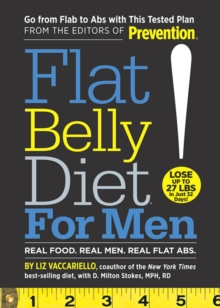 Flat Belly Diet! for Men, Paperback / softback Book