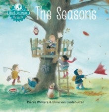 Want to Know: The Seasons, Hardback Book