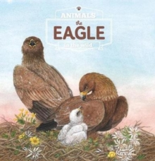 The Eagle. Animals in the Wild, Hardback Book