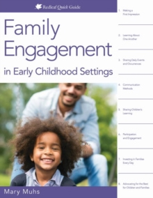 Family Engagement in Early Childhood Settings, Paperback / softback Book