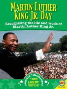Martin Luther King Jr. Day, Hardback Book