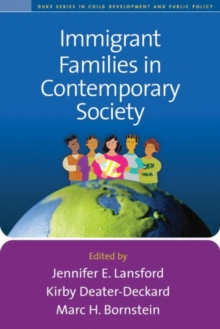 Immigrant Families in Contemporary Society, Paperback Book