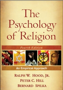 The Psychology of Religion : An Empirical Approach, Hardback Book