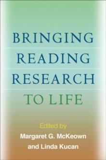 Bringing Reading Research to Life, Hardback Book
