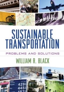 Sustainable Transportation : Problems and Solutions, Hardback Book