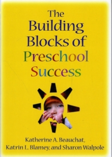 The Building Blocks of Preschool Success, Paperback Book