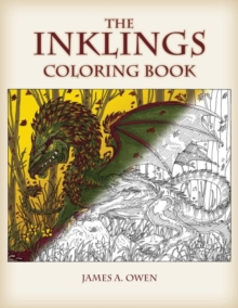 The Inklings Coloring Book, Paperback / softback Book