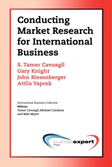Conducting Market Research for International Business, Paperback / softback Book