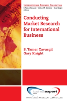 Conducting Market Research for International Business, EPUB eBook