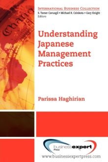 Understanding Japanese Management Practices, Paperback Book