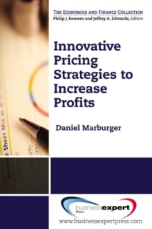 Innovative Pricing Strategies to Increase Profits, Paperback / softback Book