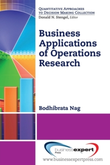 BUSINESS APPLICATIONS OF OPERA, Paperback / softback Book