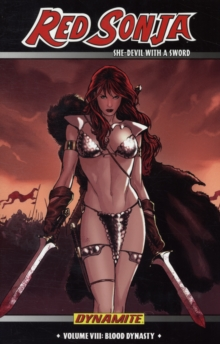 Red Sonja: She-Devil with a Sword Volume 8, Paperback / softback Book