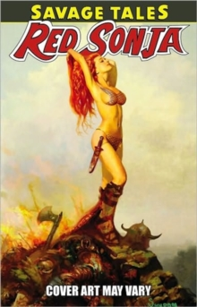 Savage Tales Of Red Sonja, Paperback / softback Book