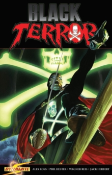 Project Superpowers: Black Terror Volume 3: Inhuman Remains, Paperback / softback Book