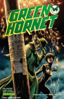 Green Hornet Volume 4: Red Hand, Paperback / softback Book