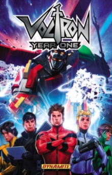 Voltron Year One, Paperback / softback Book