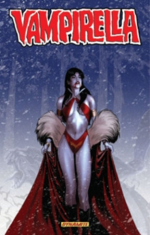 Vampirella Volume 5 : Mothers, Sons, and the Holy Ghost, Paperback / softback Book