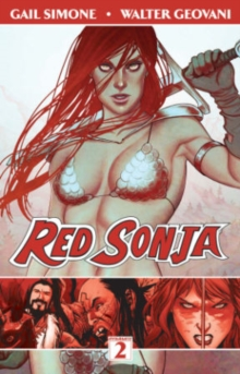 Red Sonja Volume 2: The Art of Blood and Fire, Paperback / softback Book