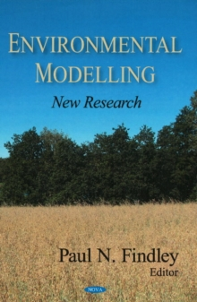 Environmental Modelling : New Research, Hardback Book