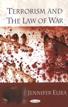 Terrorism & the Law of War, Paperback / softback Book