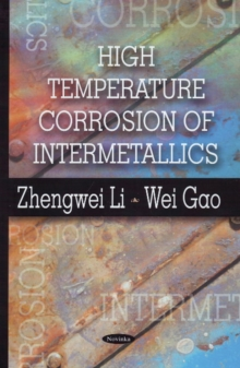High Temperature Corrosion of Intermetallics, Paperback / softback Book