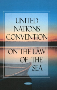 United Nations Convention on the Law of the Sea, Paperback / softback Book