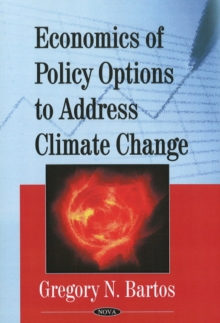 Economics of Policy Options to Address Climate Change, Paperback / softback Book