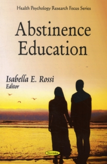 Abstinence Education, Paperback / softback Book