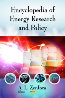 Encylopedia of Energy Research & Policy, Hardback Book