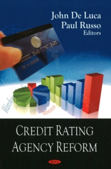 Credit Rating Agency Reform, Hardback Book