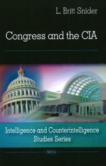 Congress & the CIA, Paperback / softback Book
