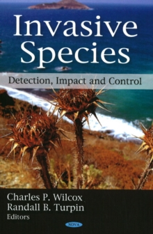Invasive Species : Detection, Impact & Control, Hardback Book