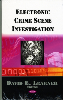 Electronic Crime Scene Investigation, Hardback Book