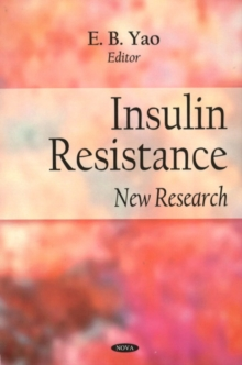 Insulin Resistance : New Research, Hardback Book