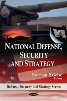 National Defense, Security & Strategy, Paperback / softback Book