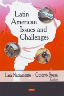 Latin American Issues & Challenges, Hardback Book