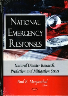 National Emergency Responses, Hardback Book
