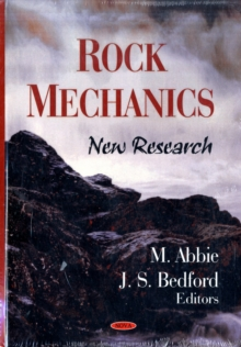 Rock Mechanics : New Research, Hardback Book