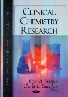 Clinical Chemistry Research, Hardback Book
