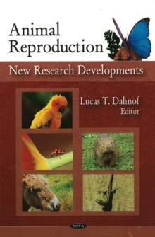 Animal Reproduction : New Research Developments, Hardback Book