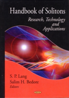 Handbook of Solitons : Research, Technology & Applications, Hardback Book