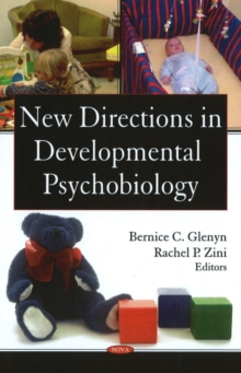 New Directions in Developmental Psychobiology, Hardback Book