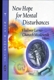 New Hope for Mental Disturbances, Hardback Book